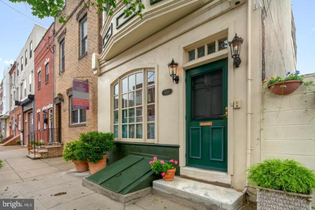 1418 S 2ND Street, PHILADELPHIA, PA 19147 (#PAPH808250) :: Bob Lucido Team of Keller Williams Integrity