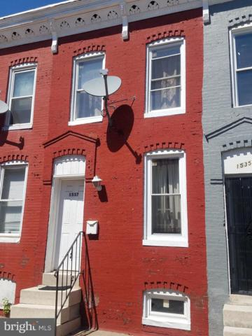 1537 N Woodyear Street, BALTIMORE, MD 21217 (#MDBA473256) :: The Maryland Group of Long & Foster Real Estate