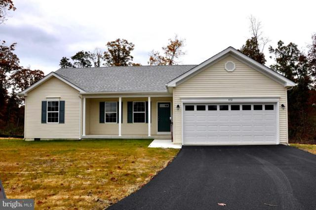 Lot 168 Jensen Way, MARTINSBURG, WV 25401 (#WVBE168774) :: Network Realty Group
