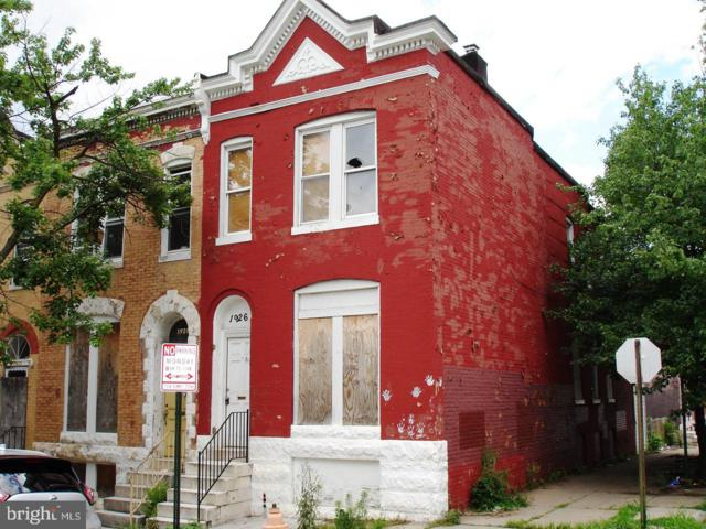 1926 Harlem Avenue, BALTIMORE, MD 21217 (#MDBA473264) :: Blue Key Real Estate Sales Team