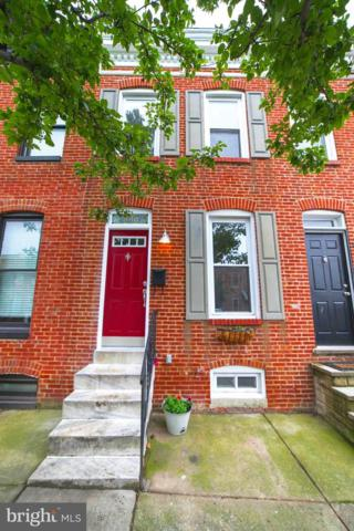 135 W Randall Street, BALTIMORE, MD 21230 (#MDBA473278) :: The Miller Team