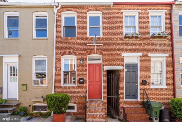 209 S Madeira Street, BALTIMORE, MD 21231 (#MDBA473326) :: The Bob & Ronna Group