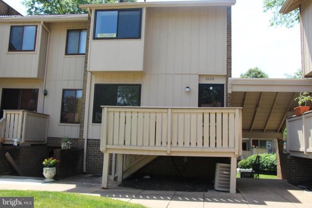 2678 Glengyle Drive #30, VIENNA, VA 22181 (#VAFX1071446) :: Dart Homes