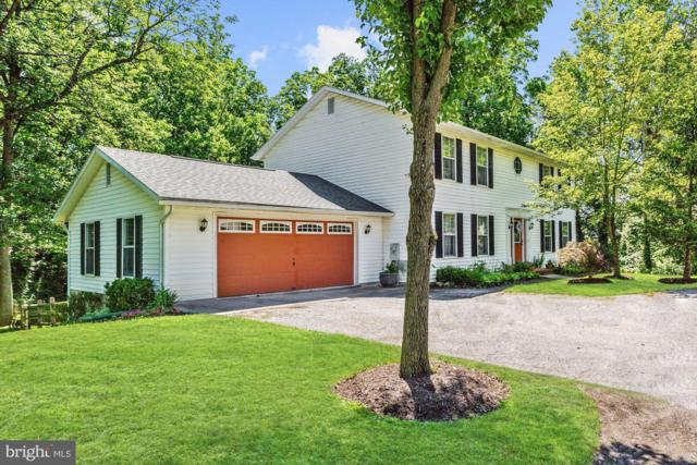 19 Greenridge Road, LUTHERVILLE TIMONIUM, MD 21093 (#MDBC462416) :: The Daniel Register Group