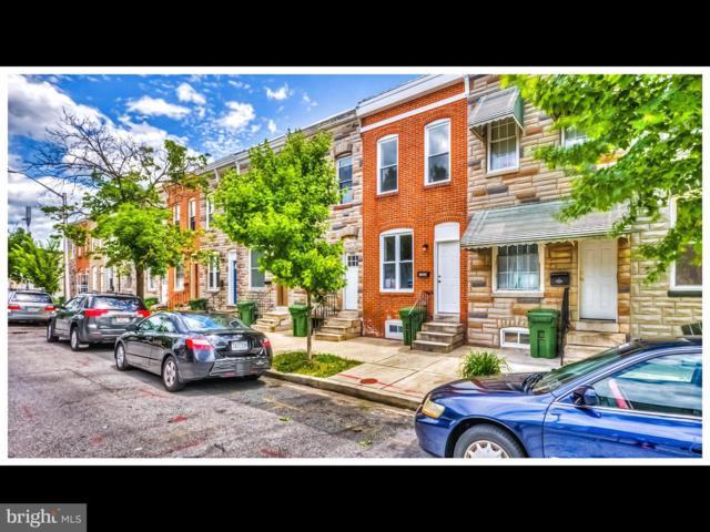 1223 James Street, BALTIMORE, MD 21223 (#MDBA473336) :: Bruce & Tanya and Associates