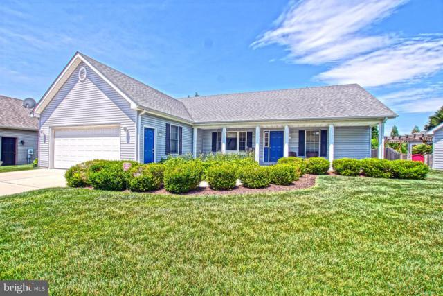 6 Canary Drive, LEWES, DE 19958 (#DESU142564) :: RE/MAX Coast and Country