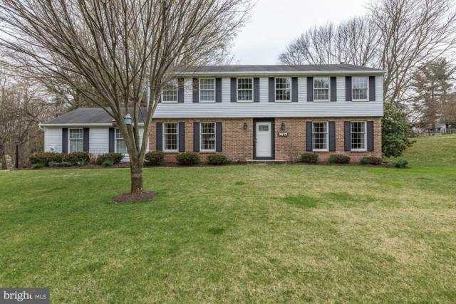 9875 Foxhill Court, ELLICOTT CITY, MD 21042 (#MDHW265886) :: Blackwell Real Estate