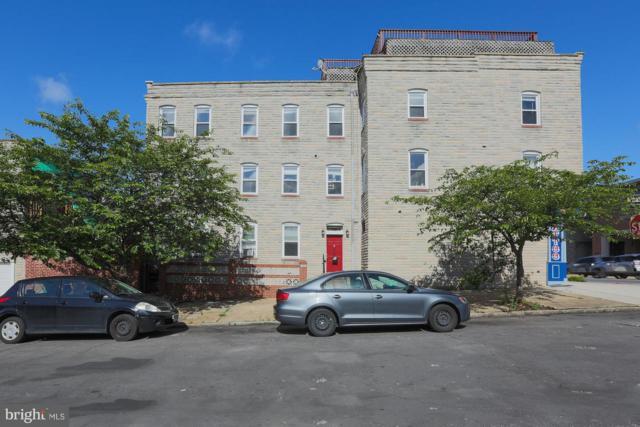 500 Collington Avenue S A, BALTIMORE, MD 21231 (#MDBA473358) :: The Dailey Group