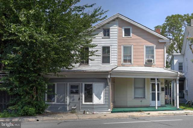 2836 Walnut Street, HARRISBURG, PA 17103 (#PADA111804) :: The Craig Hartranft Team, Berkshire Hathaway Homesale Realty