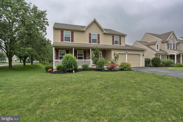 500 Waterside Circle, LEBANON, PA 17042 (#PALN107552) :: The Joy Daniels Real Estate Group
