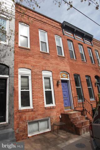 1035 Riverside Avenue, BALTIMORE, MD 21230 (#MDBA473370) :: Corner House Realty