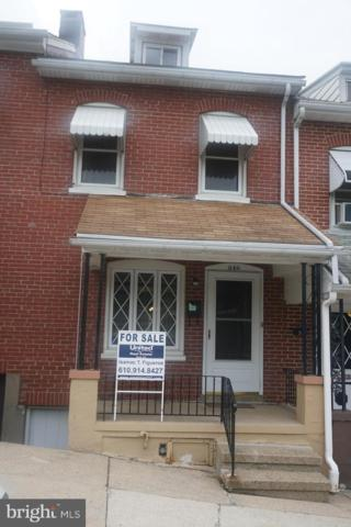 540 S 14TH 1/2 Street, READING, PA 19602 (#PABK343400) :: The Toll Group