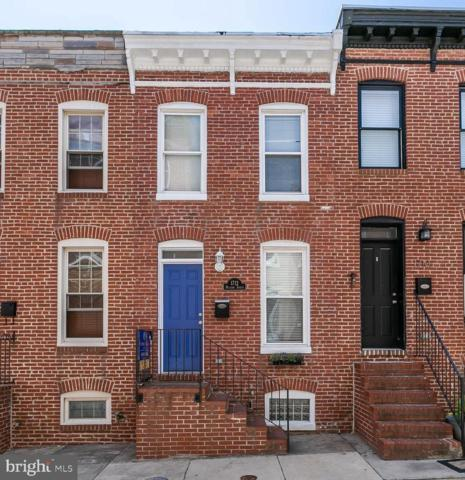 1712 William Street, BALTIMORE, MD 21230 (#MDBA473378) :: The Dailey Group