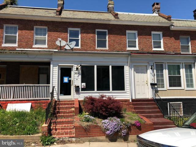 4028 Walrad Street, BALTIMORE, MD 21229 (#MDBA473424) :: Corner House Realty