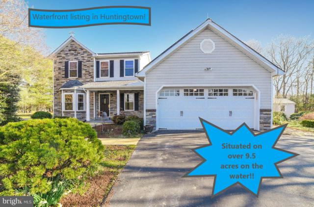 3531 Deep Landing Road, HUNTINGTOWN, MD 20639 (#MDCA170450) :: LoCoMusings