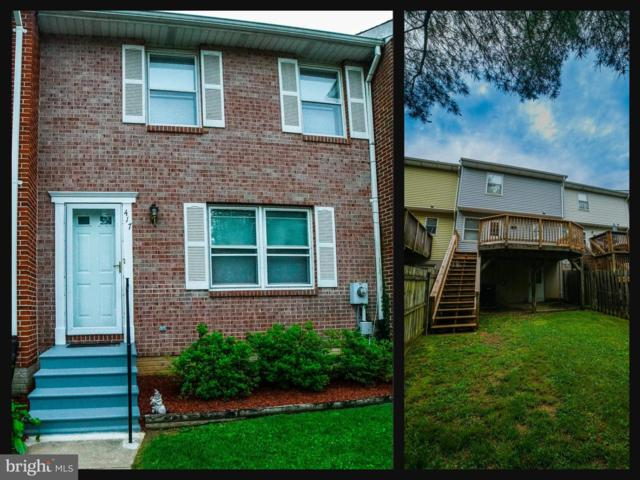417 Windy Knoll Drive, MOUNT AIRY, MD 21771 (#MDCR189580) :: The Gold Standard Group