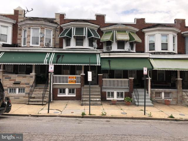 1731 N Smallwood Street, BALTIMORE, MD 21216 (#MDBA473436) :: Browning Homes Group