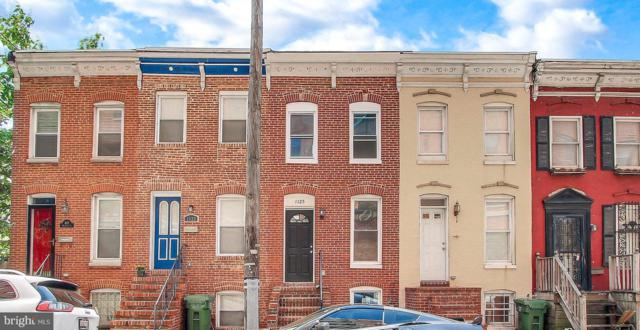1125 Wicomico Street, BALTIMORE, MD 21230 (#MDBA473440) :: AJ Team Realty