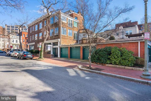 1314 21ST Street NW P3, WASHINGTON, DC 20036 (#DCDC432012) :: Eng Garcia Grant & Co.