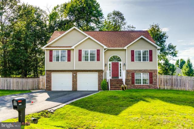 9416 Andrews Mill Lane, FREDERICKSBURG, VA 22408 (#VASP213582) :: Pearson Smith Realty