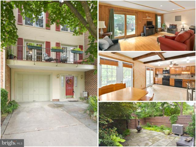 9605 Duffer Way, GAITHERSBURG, MD 20886 (#MDMC665534) :: The Maryland Group of Long & Foster