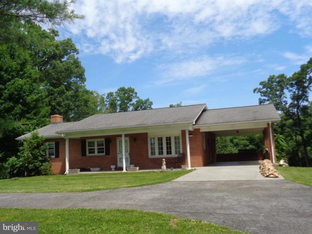 2118 Strasburg Road, FRONT ROYAL, VA 22630 (#VAWR137228) :: Circadian Realty Group