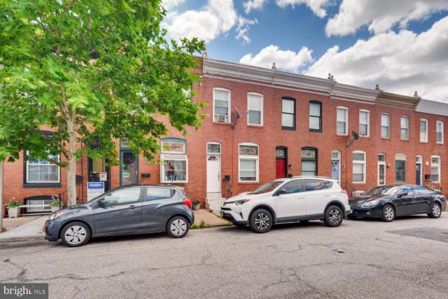 705 S Fagley Street, BALTIMORE, MD 21224 (#MDBA473482) :: Corner House Realty