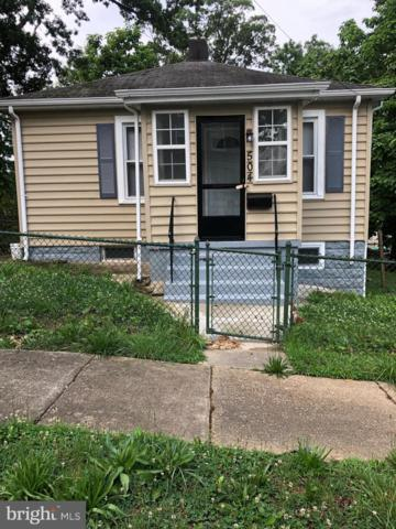 504 68TH Place, CAPITOL HEIGHTS, MD 20743 (#MDPG533188) :: Eng Garcia Grant & Co.