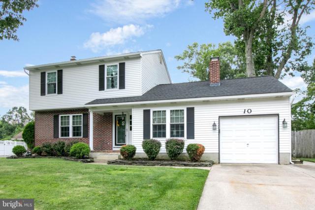 10 Mill Court, SICKLERVILLE, NJ 08081 (#NJCD369074) :: Colgan Real Estate