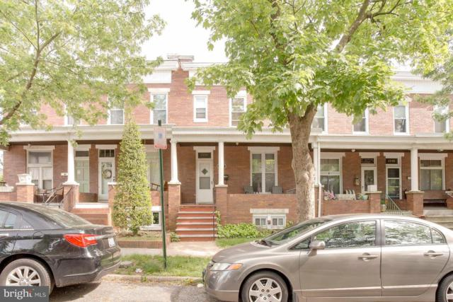 1337 Weldon Avenue, BALTIMORE, MD 21211 (#MDBA473500) :: Pearson Smith Realty