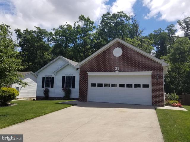 23 Trenton Court, LITTLESTOWN, PA 17340 (#PAAD107472) :: Liz Hamberger Real Estate Team of KW Keystone Realty