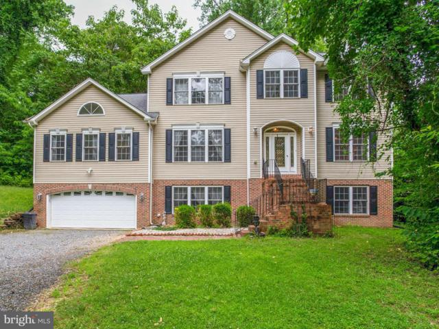 1518 Overlook Drive, SAINT LEONARD, MD 20685 (#MDCA170460) :: Circadian Realty Group