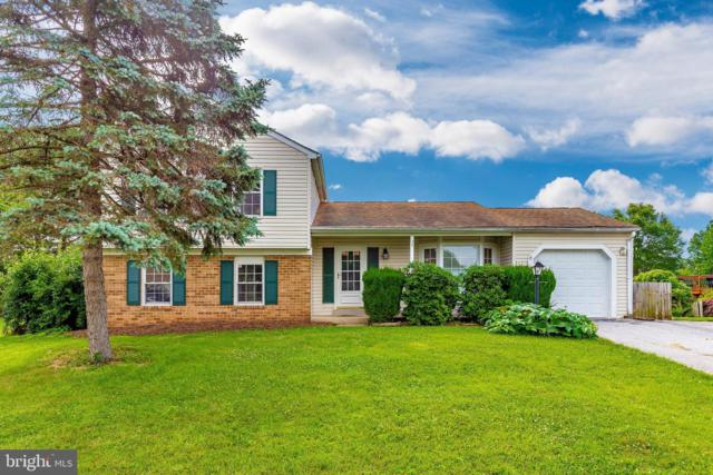 8495 Inspiration Avenue, WALKERSVILLE, MD 21793 (#MDFR248710) :: Bob Lucido Team of Keller Williams Integrity
