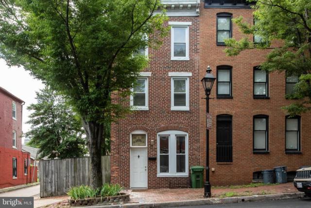 106 Scott Street, BALTIMORE, MD 21201 (#MDBA473504) :: Radiant Home Group