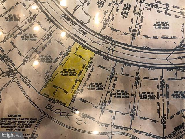 Crowfoot Lane Lot #43, EAST PETERSBURG, PA 17520 (#PALA135022) :: The Joy Daniels Real Estate Group