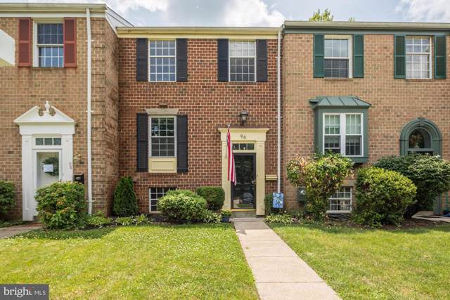 96 Blondell Court, LUTHERVILLE TIMONIUM, MD 21093 (#MDBC462646) :: Keller Williams Pat Hiban Real Estate Group
