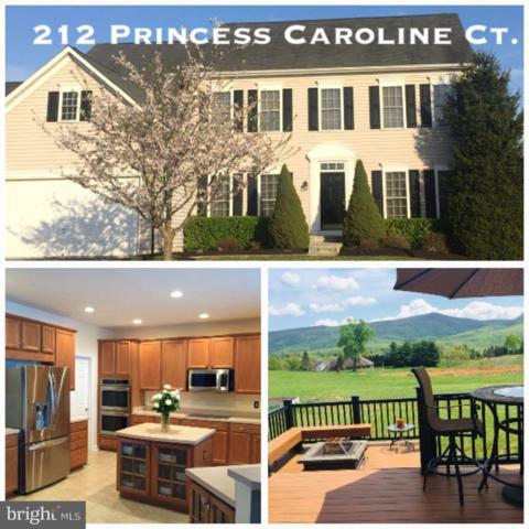 212 Princess Caroline Court, EDINBURG, VA 22824 (#VASH116356) :: Circadian Realty Group