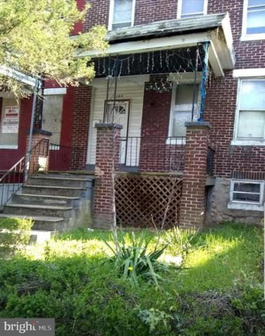 2107 Rupp Street, BALTIMORE, MD 21217 (#MDBA473584) :: The Miller Team