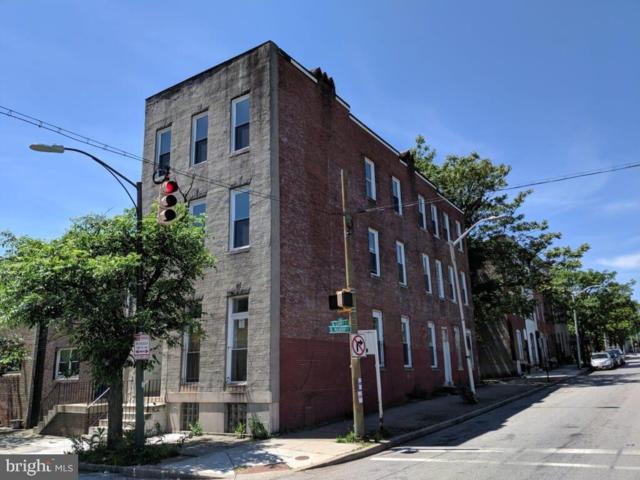 326 N Carey Street, BALTIMORE, MD 21223 (#MDBA473588) :: Eng Garcia Grant & Co.
