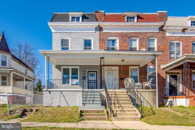 3420 Piedmont Avenue, BALTIMORE, MD 21216 (#MDBA473596) :: Eng Garcia Grant & Co.