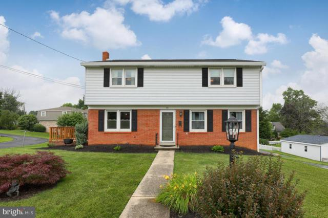 331 Warren Street, NEW HOLLAND, PA 17557 (#PALA135090) :: Ramus Realty Group
