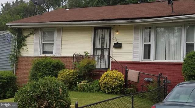 708 65TH Avenue, CAPITOL HEIGHTS, MD 20743 (#MDPG533296) :: Advance Realty Bel Air, Inc