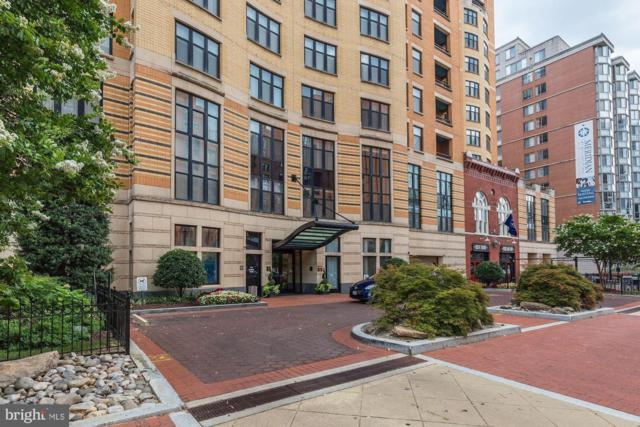 400 Massachusetts Avenue NW #804, WASHINGTON, DC 20001 (#DCDC432232) :: SURE Sales Group