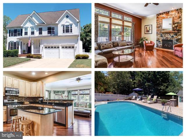 1814 Braddock Drive, CROFTON, MD 21114 (#MDAA404420) :: Blackwell Real Estate