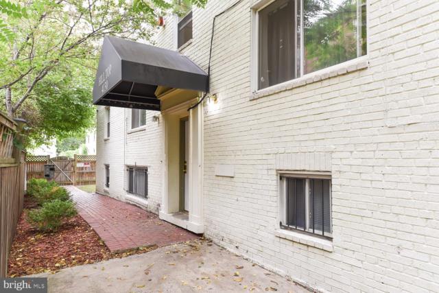 4130 4TH Street SE #101, WASHINGTON, DC 20032 (#DCDC432244) :: Eng Garcia Grant & Co.