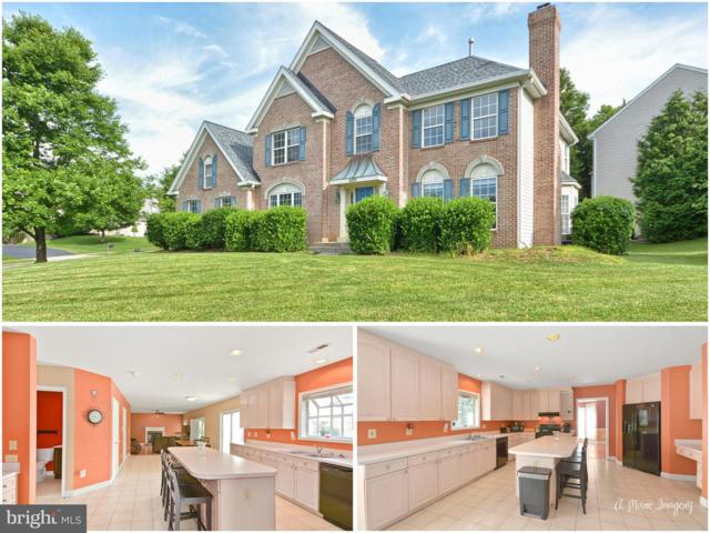 6301 Bradford Court, FREDERICK, MD 21701 (#MDFR248804) :: The Maryland Group of Long & Foster