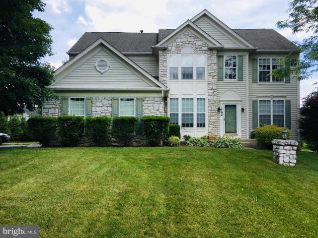 1704 Cattail Woods Lane, WOODBINE, MD 21797 (#MDHW266016) :: Eng Garcia Grant & Co.