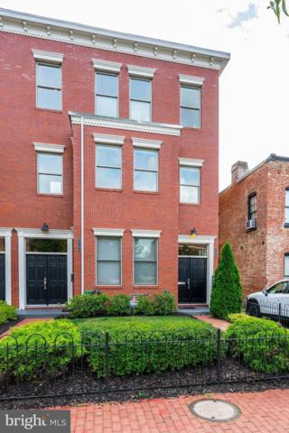 326 12TH Street NE #4, WASHINGTON, DC 20002 (#DCDC432296) :: Eng Garcia Grant & Co.