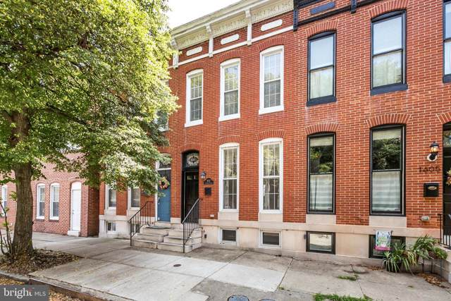 1603 S Charles Street, BALTIMORE, MD 21230 (#MDBA473658) :: Tessier Real Estate