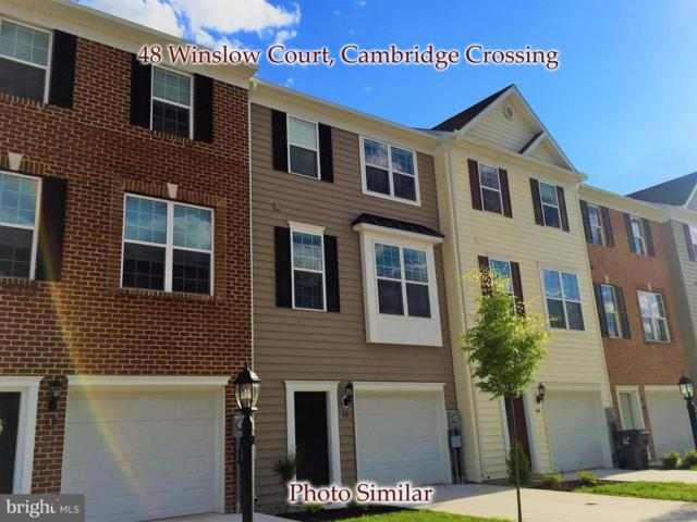 48 Winslow Court #124, GETTYSBURG, PA 17325 (#PAAD107492) :: The Heather Neidlinger Team With Berkshire Hathaway HomeServices Homesale Realty